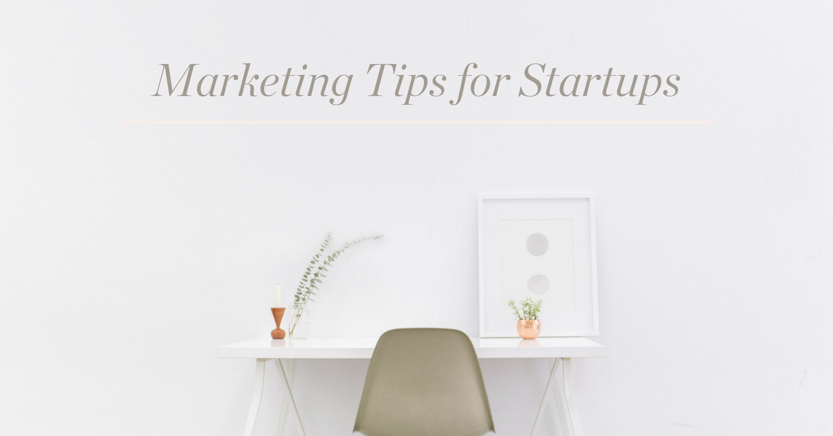 20 Marketing Tips for Startups