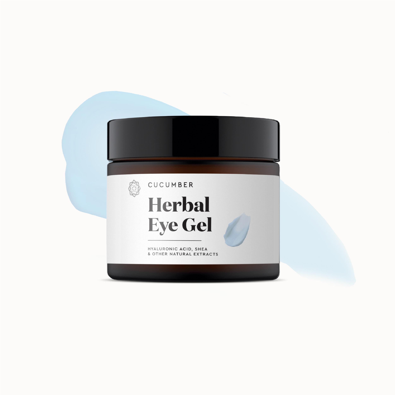 Cucumber Herbal Eye Gel